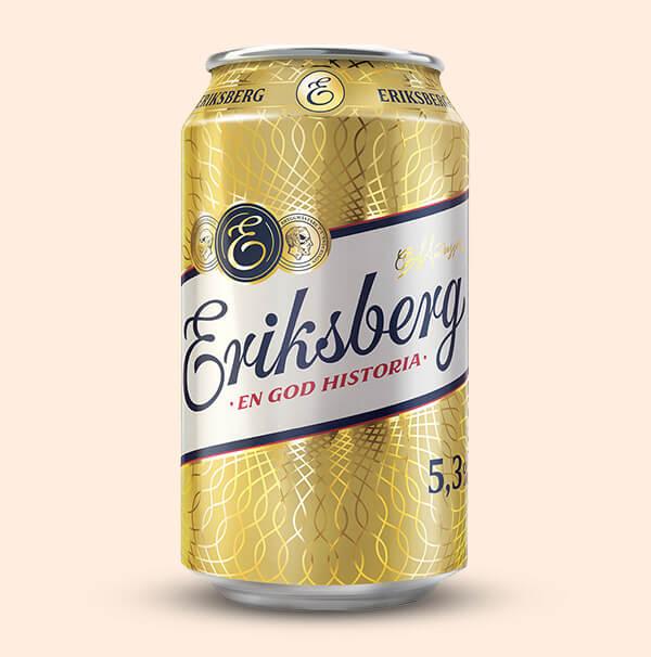 Eriksberg-lager-0,33l-blik-goedkoop-zweeds-bier