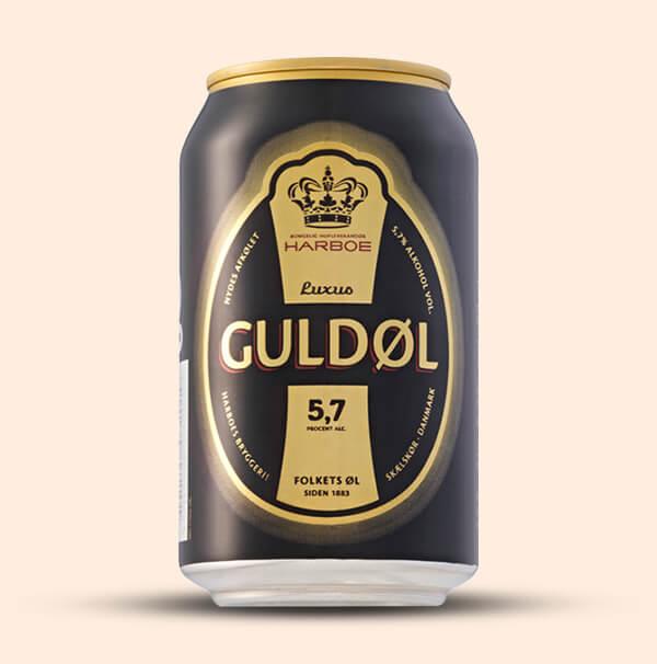 Harboe-Beer-Gold-0,33l-blik-Denemarken-bier