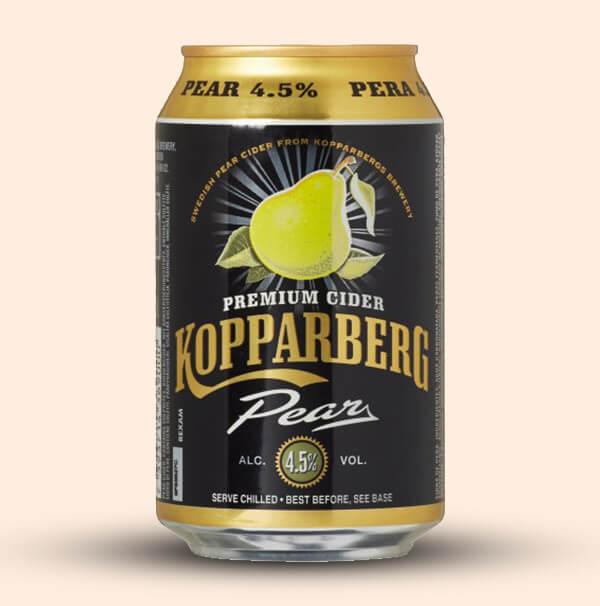 Kopparberg-Pear-zweedse-cider-0,33l-blik