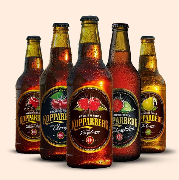 Proef-Pakket-Kopparberg-Zweedse-Ciders-0,5L-Flessen
