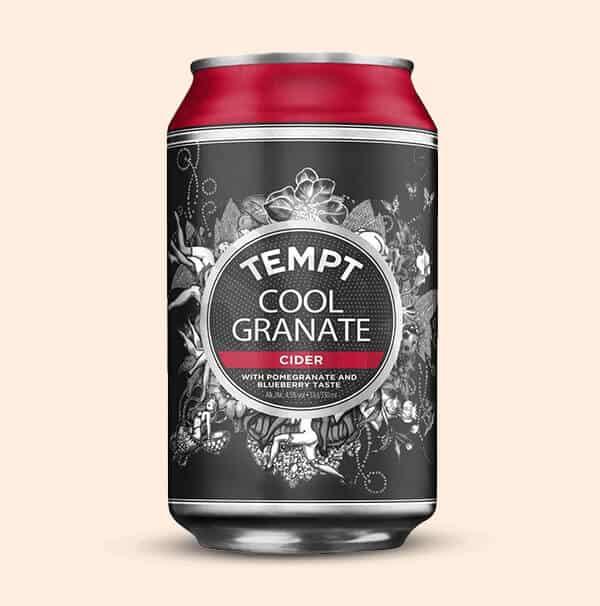 Tempt-Cool-Granate-Cider-Deense-Cider-0,33L-blik