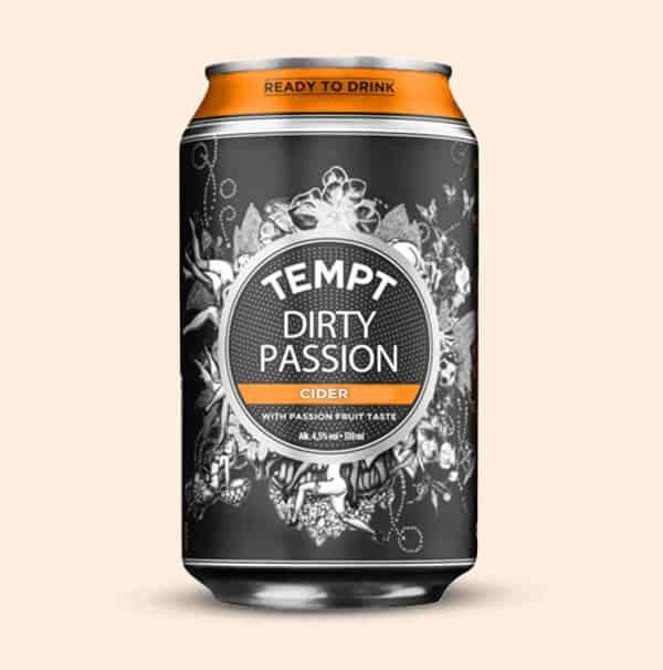 Tempt-Dirty-Passion-Cider-Deense-Cider-0,33L-blik